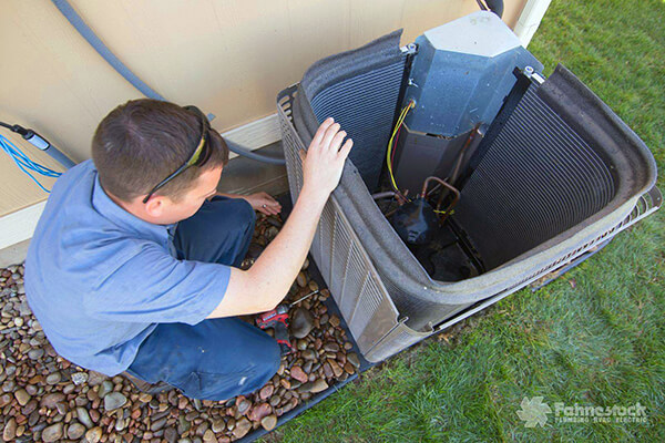 Reliable AC maintenance in Winfield