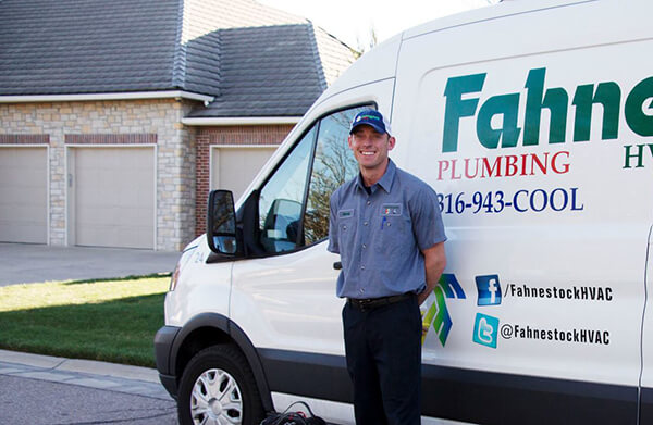 Contact Fahnestock for Cooling Repairs